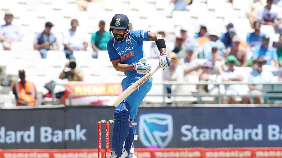 Kohli started cautiously but picked up momentum later on.  (BCCI )