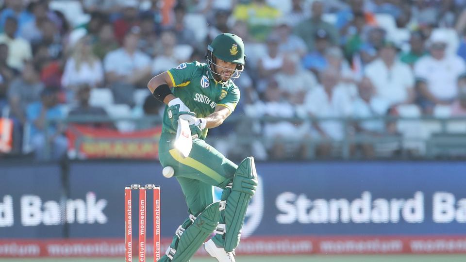 Duminy, who failed in the first two ODIs, hit a fifty.  (BCCI )