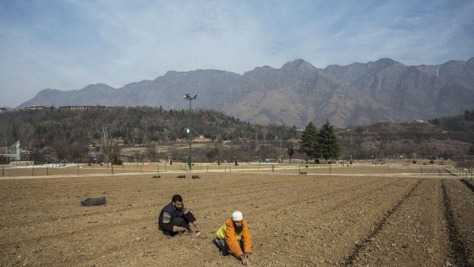 Kashmir temperatures,Kashmir winter,Kashmir summer