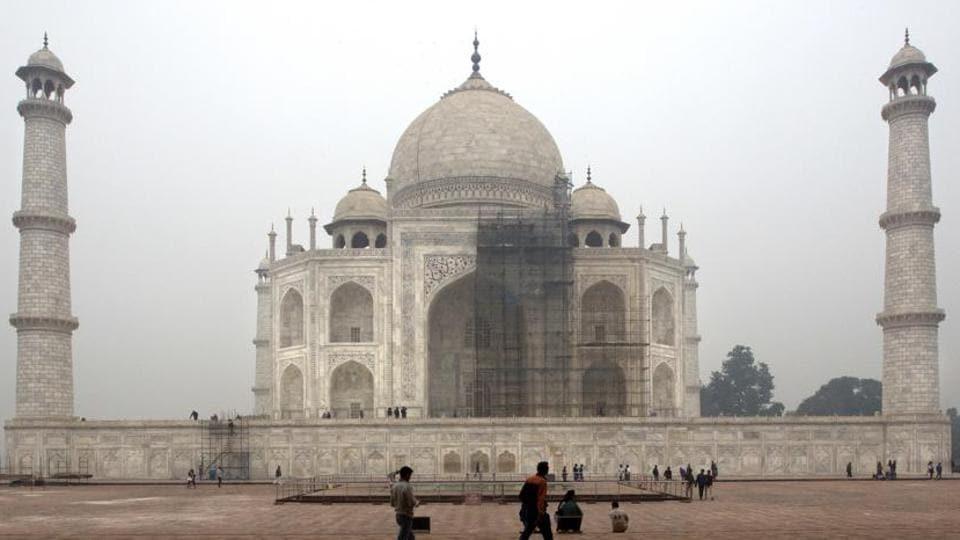 Taj Mahal protection,Taj Mahal cleaning,Taj Mahal