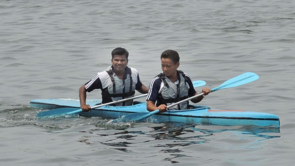 Students of the rowing academy will be traineed at the Kishore Sagar Lake in Kota once the institute is set up.
