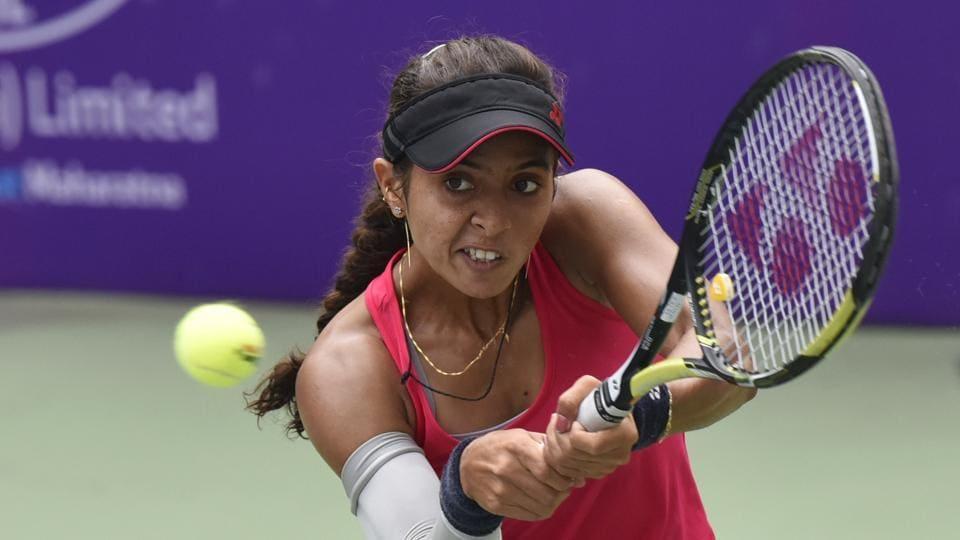 Ankita Raina,Yulia Putintseva,Fed Cup