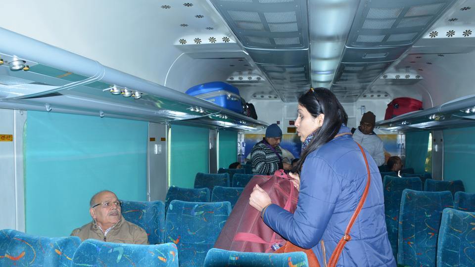 Twenty-three pairs of Rajdhani, 26 pairs of Shatabdi and 18 pairs of Duronto trains would have the CCTV camera facility.