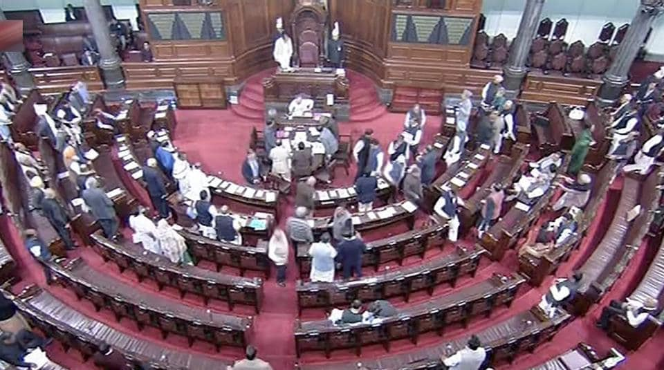 Rajya Sabha: Naidu expresses concern over negative perception of House