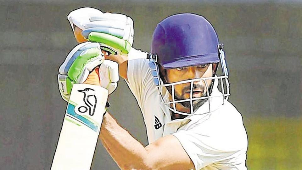 Faiz Fazal overcame a string of poor scores with a 97-ball 103 to help Vidarbha register their third win in a row in the Vijay Hazare Trophy.