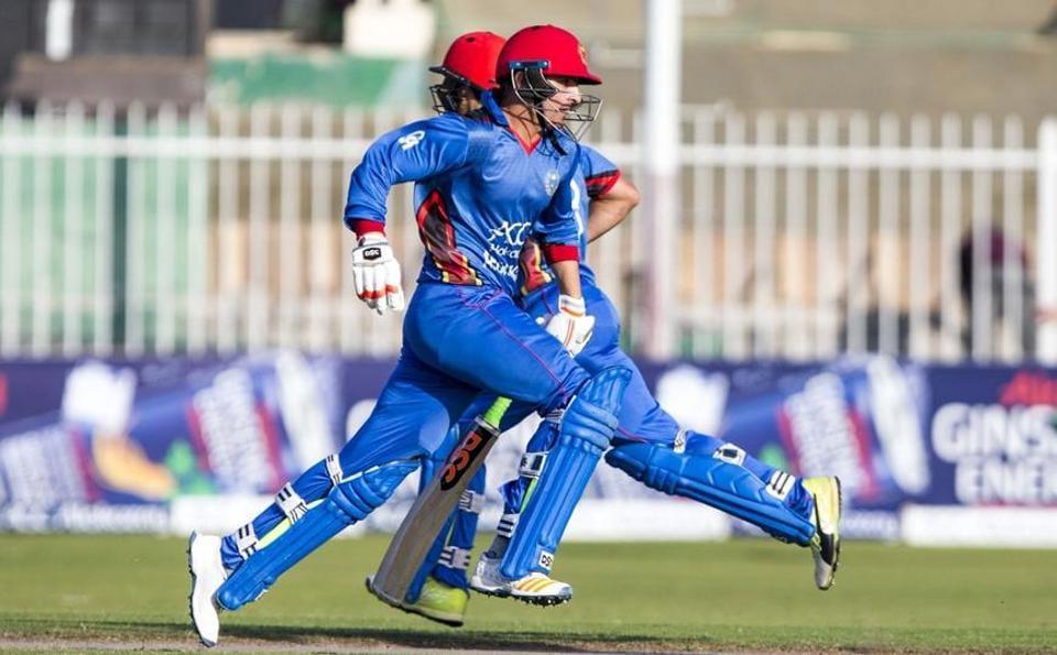 Afghanistan vs Zimbabwe,Rahmat Shah,Afghanistan cricket team