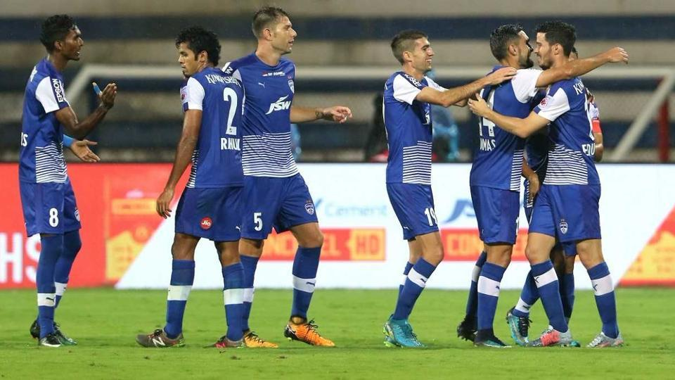 Bengaluru FC defeated FC Goa in their Indian Super League encounter in Bengaluru on Friday.
