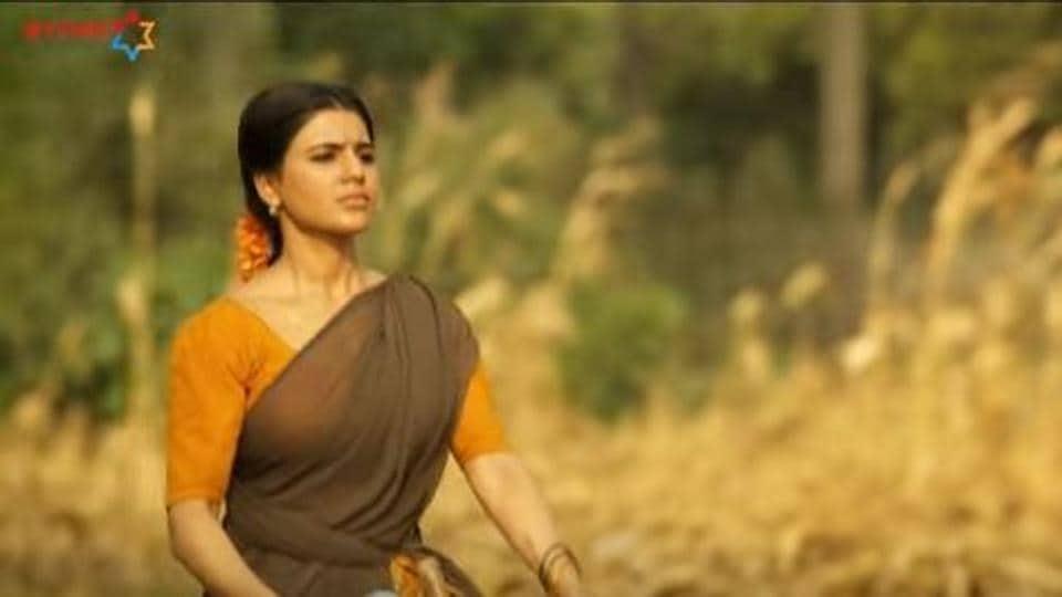 Rangasthalam,Samantha Akkineni,Rama Lakshmi