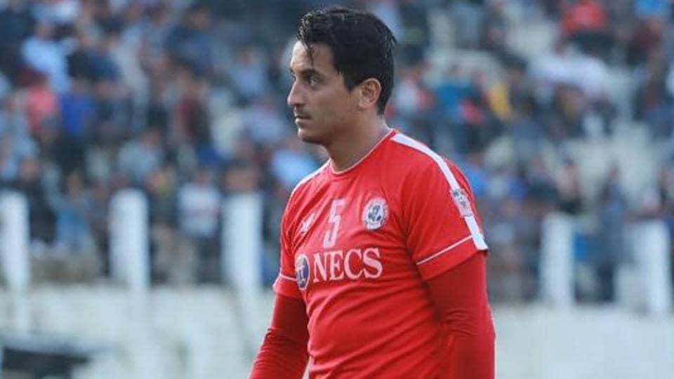Aizawl FC,Masih Saighani,NEROCA FC