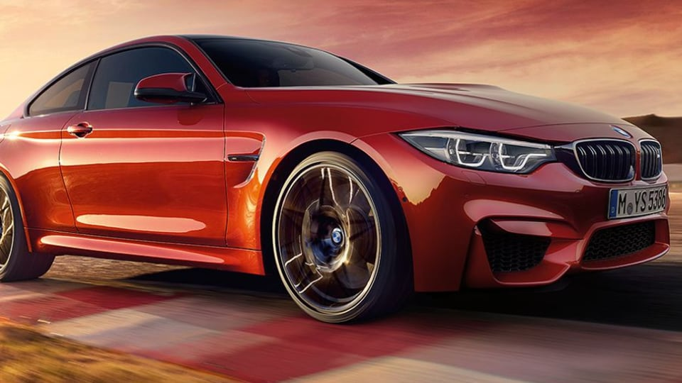 Auto Expo 2018 Bmw Launches M3 M4 Coupe And X6 Priced At Rs 1 30