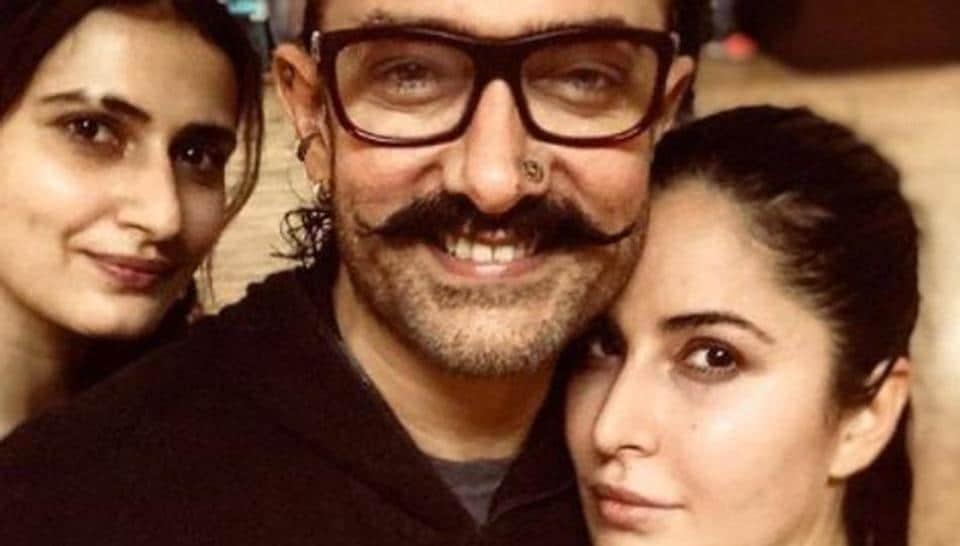 Thugs of Hindostan,Aamir Khan,Fatima Sana Shaikh