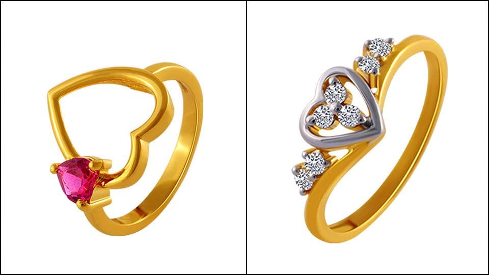 New Anjali Jewellers Gold Ring Collection with Price | Jewellry\'s ...