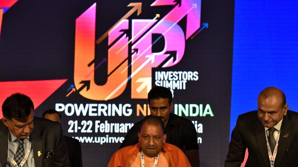 UP Investors' Meet,Kanpur,Unnao
