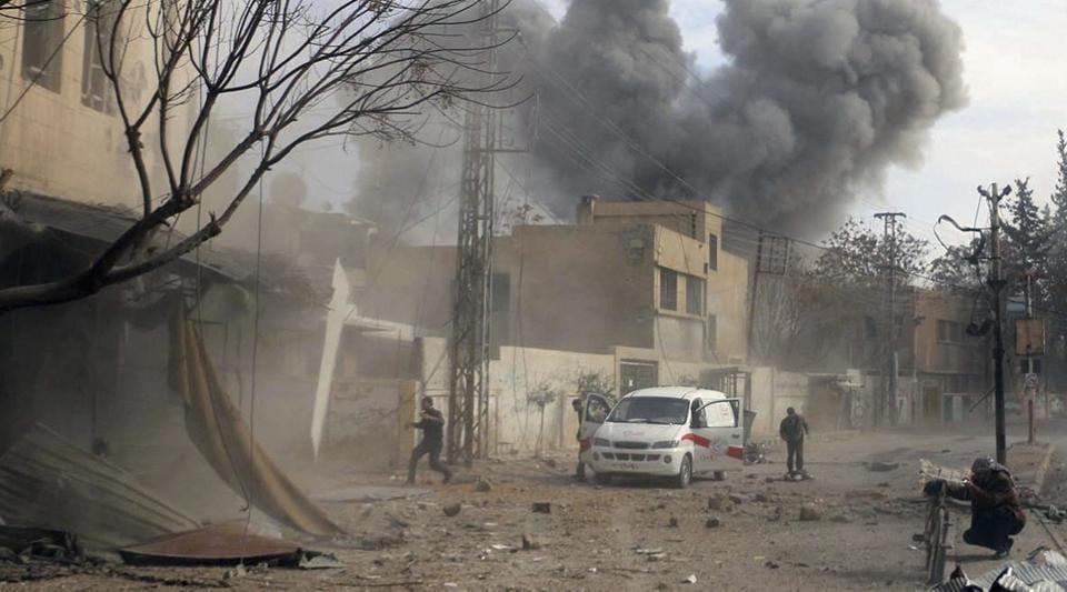Syria,US in Syria,Jim Mattis