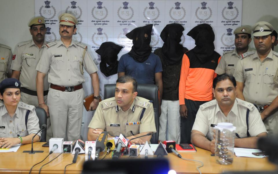 The CBI submitted a chargesheet stating that the Axle gang (in pic) is behind the Dingarheri gang-rape and murder.