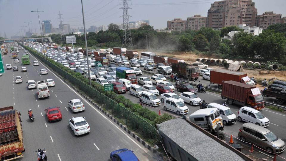 Gurgaon accidents,death in accidents,Delhi-Gurgaon Expressway