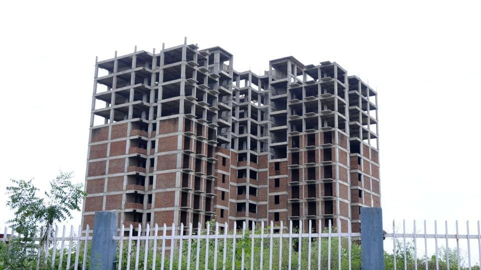 On Wednesday, district magistrate BN Singh asked deputy registrars 1, 2 and 3 and Sadar to identify all such flats and builders to take legal action against them.