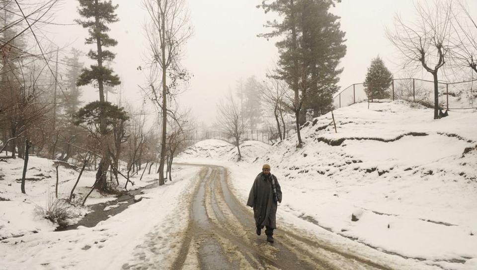 The Met department expects rain and snow in the state from February 11 onwards.
