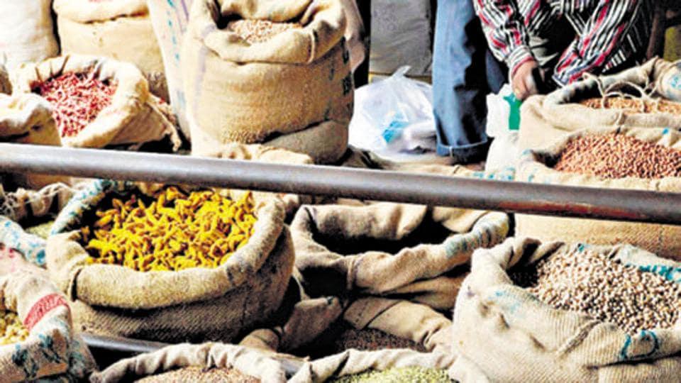 GST,food procurement,foodgrains