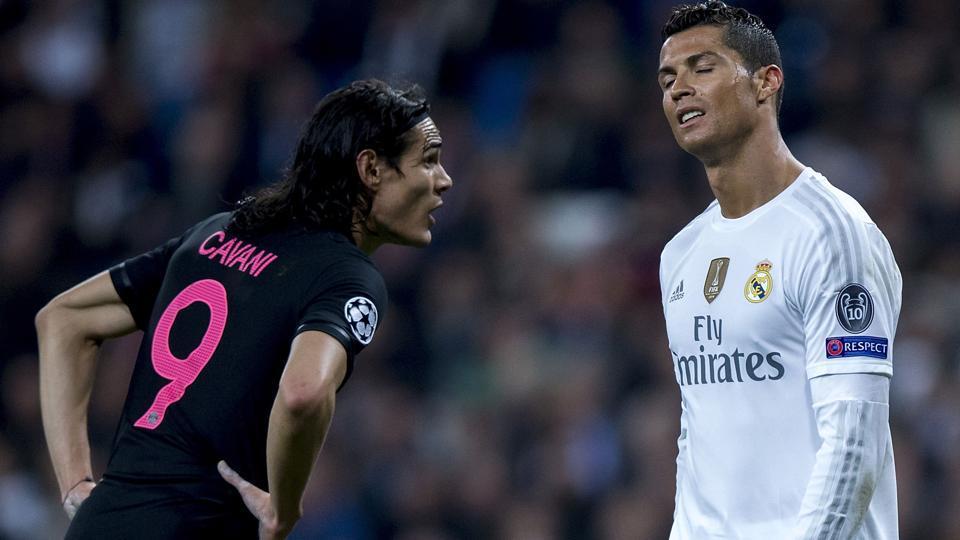 La Liga,UEFA Champions League,Real Madrid