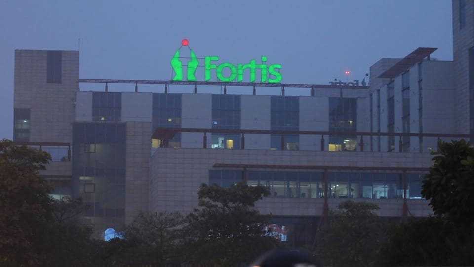 Fortis Healthcare arm gave Rs 473 crore loan to promoter group firms