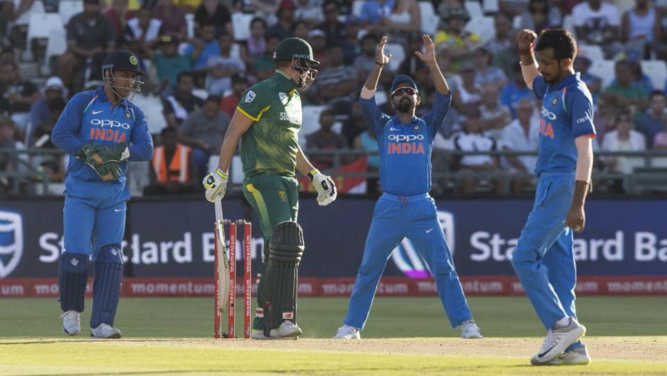 South Africa have conceded an unassailable 3-0 lead to India in the ongoing six-ODI series.