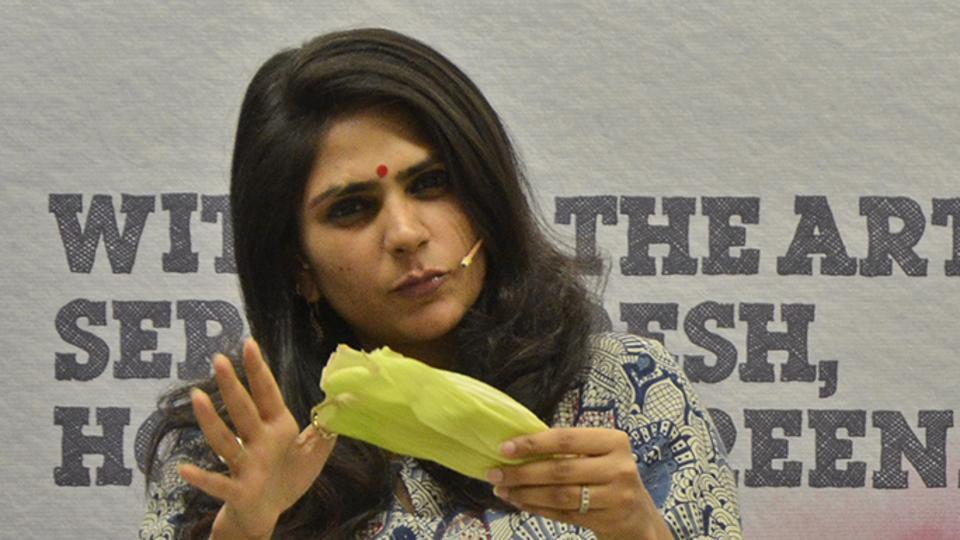 HTKGAF 2018,Hindustan Times Kala Ghoda Arts Festival,broccoli