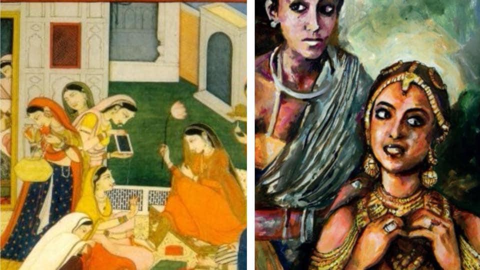 Padmini Rajappa,Literature,Books
