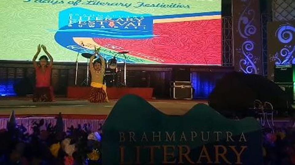 Brahmaputra Literary Festival,National Book Trust,Assam Publication Board