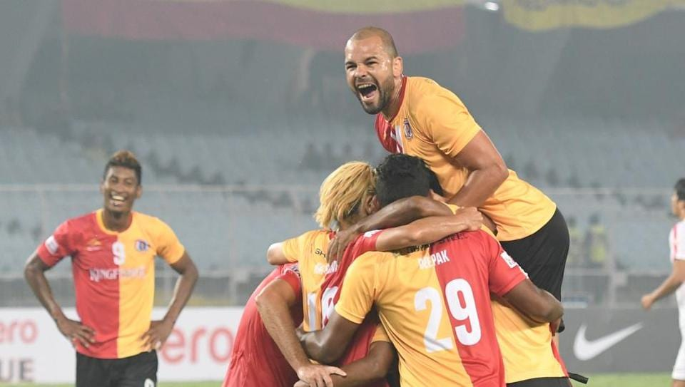 East Bengal will take on Minerva Punjab FC in a crucial I-League clash in Panchkula on Tuesday.