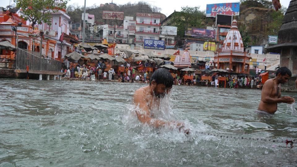 Uttarakhand news,Dehradun sewage,Ganga