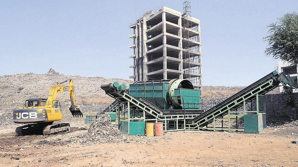 The work of processing waste at Aadharwadi dumping ground in Kalyan (West) will begin soon.
