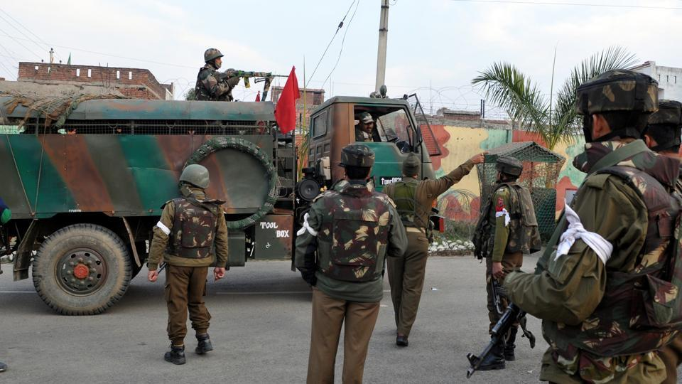 Terror attack,Army camp,Jammu army camp