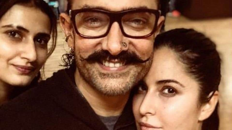 Thugs of Hindostan,Thugs of Hindostan leaked pics,Aamir Khan