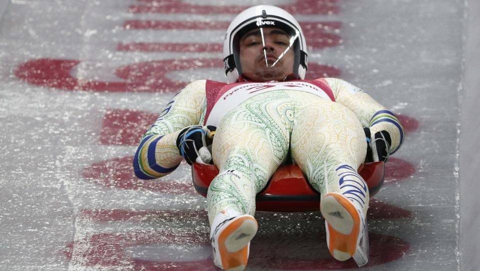 Shiva Keshavan,2018 Pyeongchang Olympics,Winter Olympics
