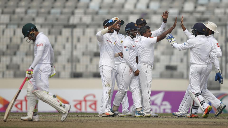 Dananjaya stars once again as Sri Lanka topple Bangladesh