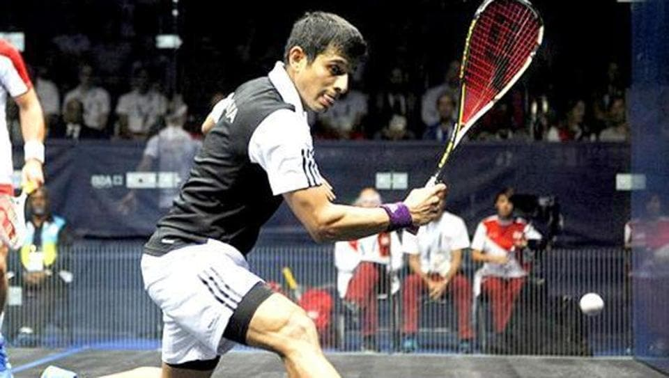 Saurav Ghosal,Indian Open,squash
