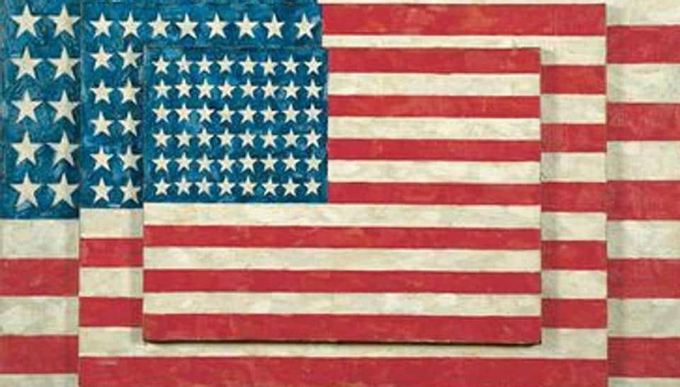 Jasper Johns,Art,Art exhibition