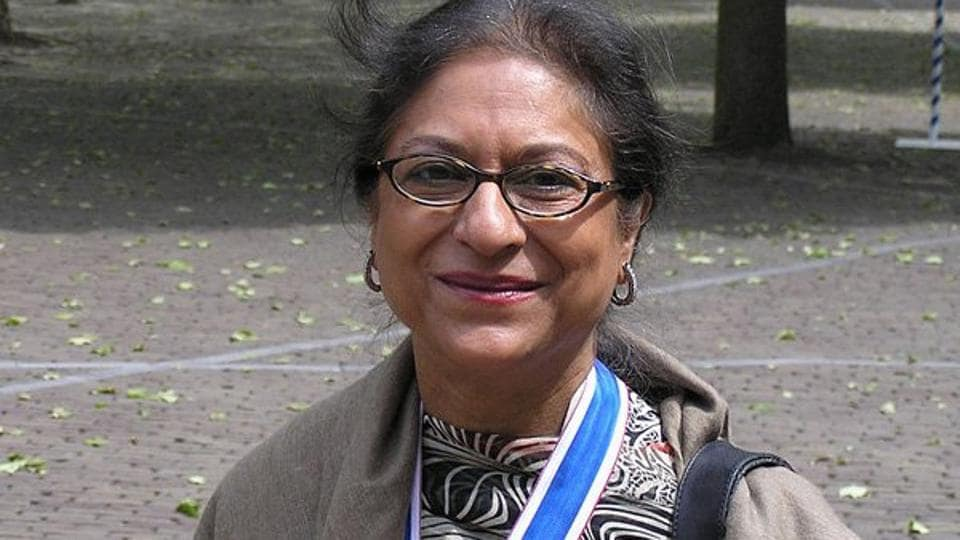 Asma Jahangir became a democracy activist and was jailed in 1983 for participating in the Movement for the Restoration of Democracy, which rallied against military dictator Zia-ul-Haq's regime.