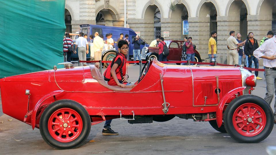 In celebration of its centenary year, in 2019, the Western Indian Automobile Association is planning a vintage car and bike rally next January or February that will include 100 Supercars, 100 each of vintage and classic cars and bikes. (Pramod Thakur/HT Photo)