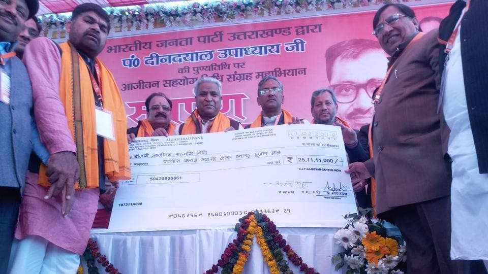 Uttarakhand news,Bharatiya Janata Party,Uttarakhand unit