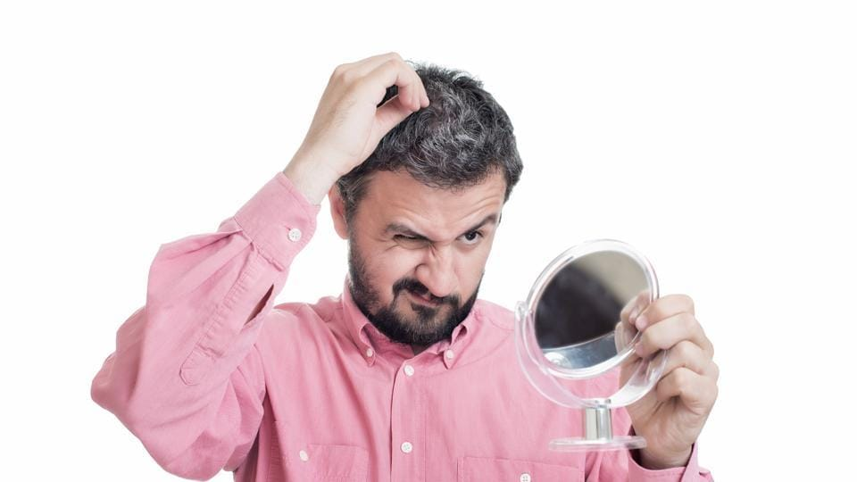 While greying of hair is caused when your hair follicles cease to produce melanin — the pigment that gives hair its colour, the reasons for the early onset of this remains a major worry for most.