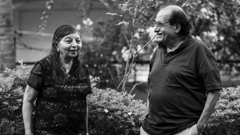 Adi and Dinaz Contractor, Goolrukh's parents at their Valsad residence. Examples of arbitrariness have led to reformist initiatives and alternative solidarity networks. Goolrookh and is active with the Association of Inter Marriage Zoroastrians (AIMZ). Inter-marriage is common among Parsis now, according to figures in Parsiana – there were 97 marriages among Mumbai Parsis in 2017, of which inter-faith marriage was 40%. (Kunal Patil / HT Photo)