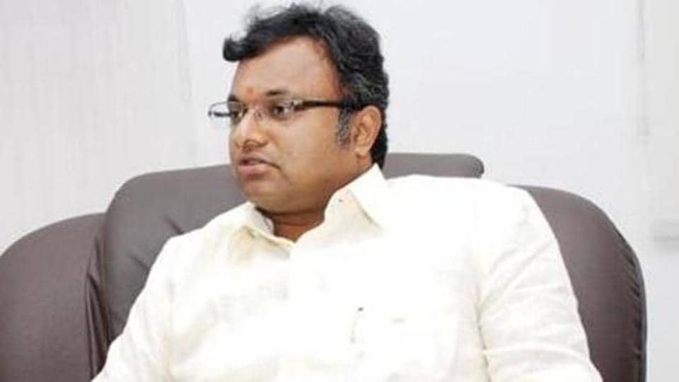 The CBI had carried out searches at the houses and offices of Karti Chidambaram across four cities for allegedly receiving money from the media firm owned by the Mukerjeas to scuttle a tax probe.