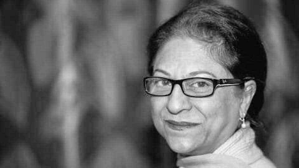 Asma Jahangir became a democracy activist and was jailed in 1983 for participating in the Movement for the Restoration of Democracy, which rallied against military dictator Zia-ul-Haq's regime