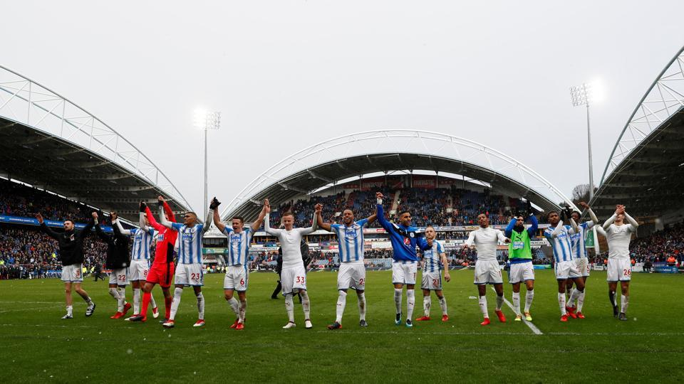 Huddersfield,Bournemouth,Premier League