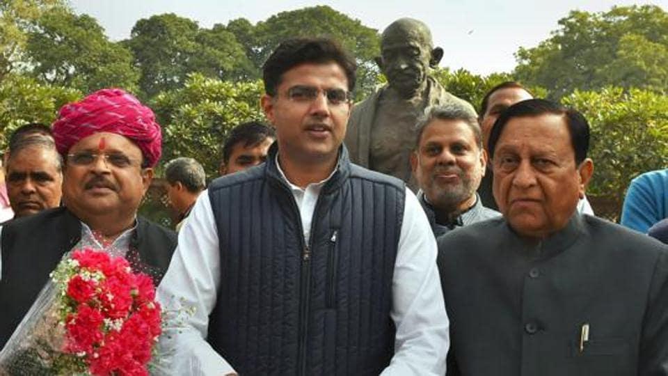 Sachin Pilot,Rajasthan,Rajasthan news
