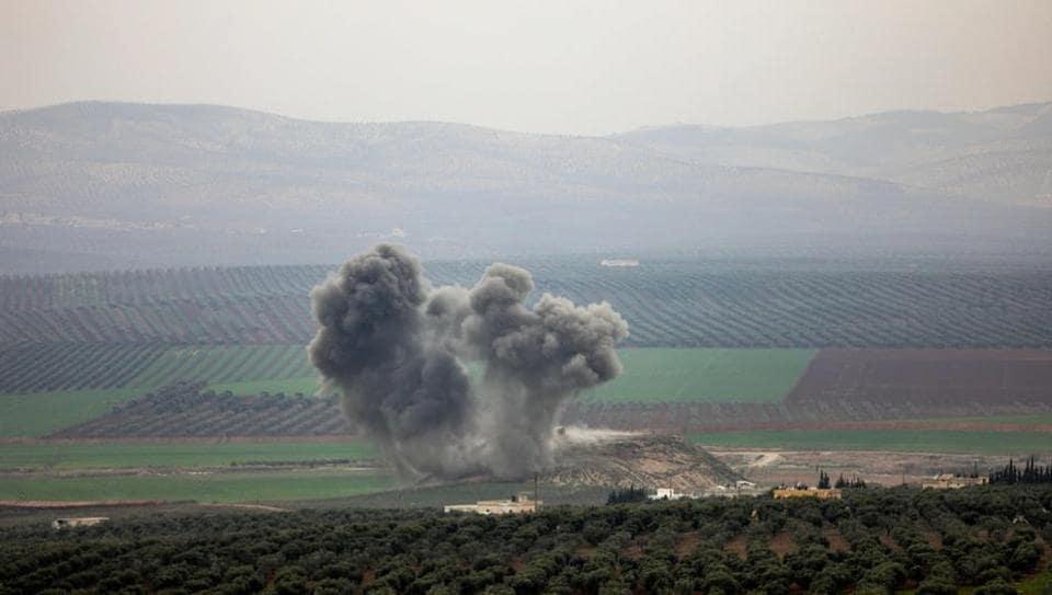 Turkey,Helicopter Crash,Syria