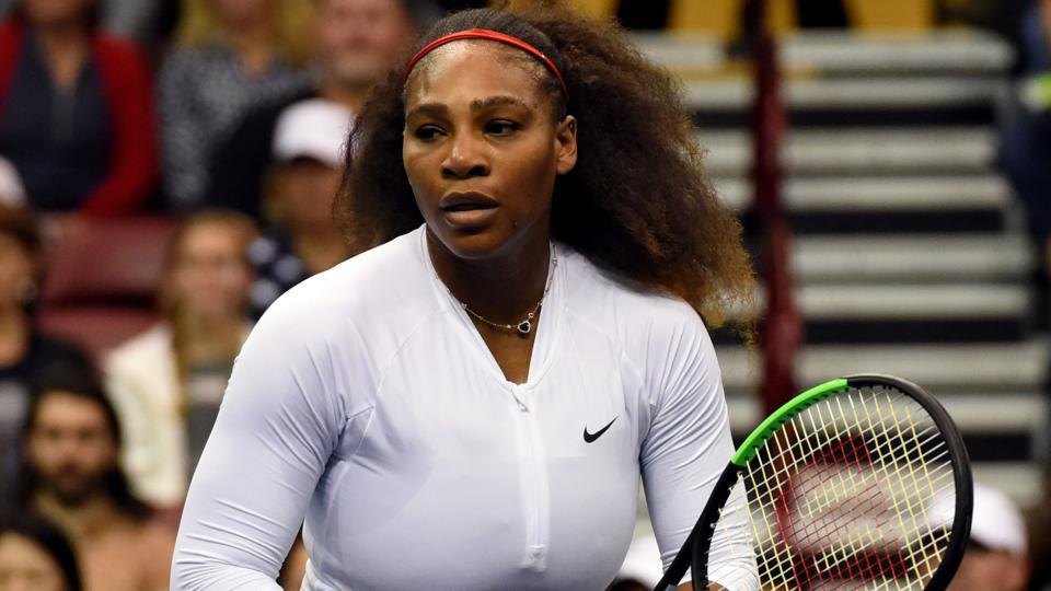 Image result for Serena Williams Draws Positives From Fed Cup Defeat