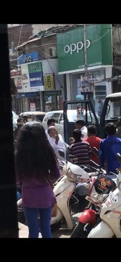Thane,Ulhasnagar,Traffic Police